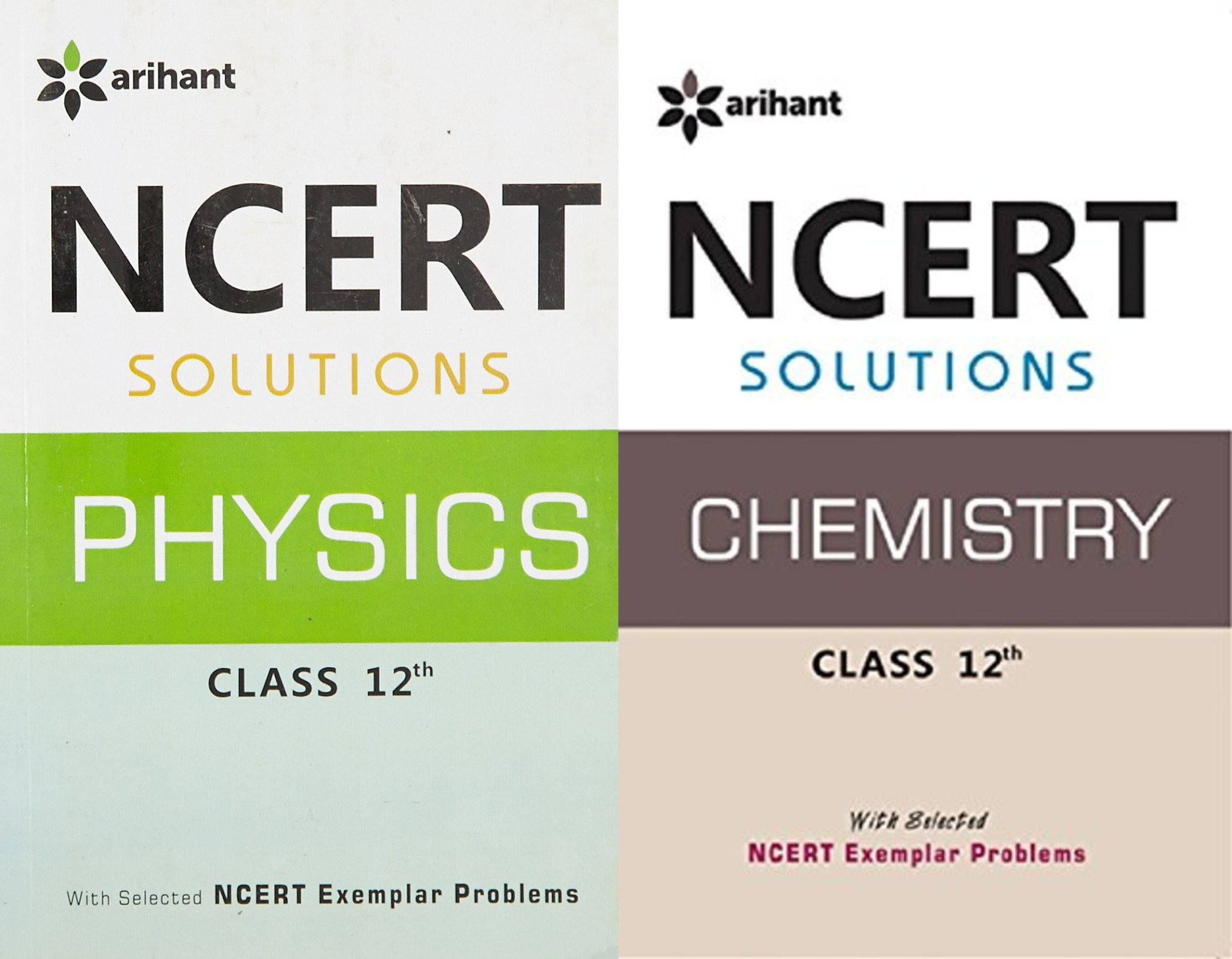 Amazon in: Buy NCERT Solution Class 12 Physics & Chemistry