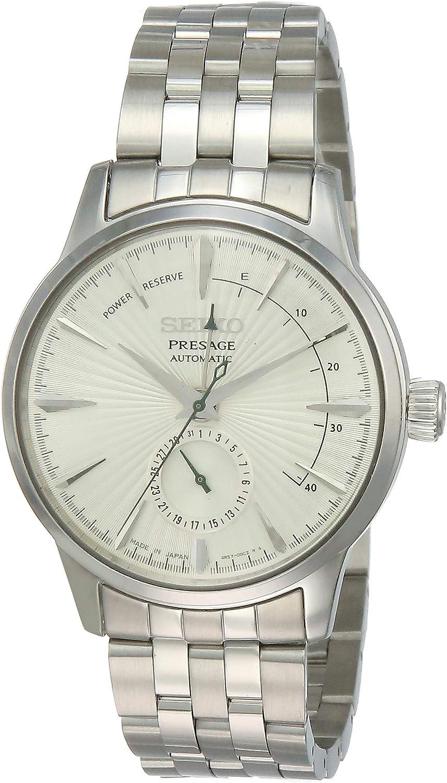 Seiko Reloj de caballero SSA341J1