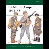 US Marine Corps 1941–45 (Elite Book 59)