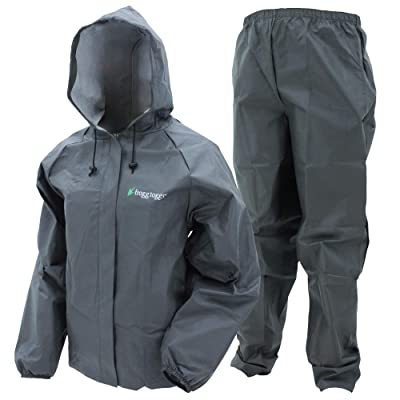 FROGG TOGGS mens Ultra-lite2 Waterproof Breathable Protective Rain Suit: Clothing