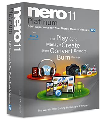nero 11 platinum edition pc amazon co uk software rh amazon co uk Nero 12 Platinum Nero 12 Platinum