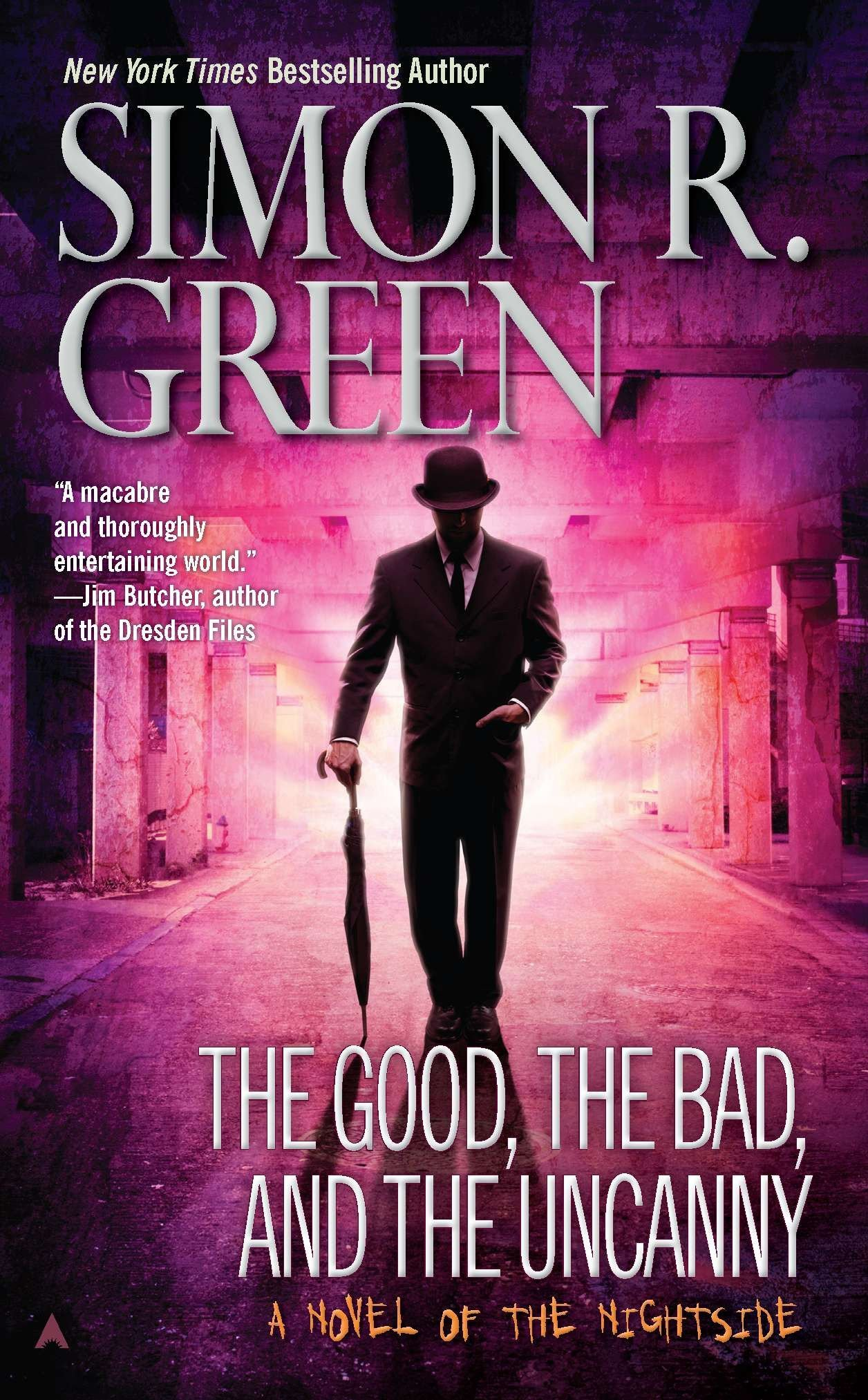 The Good, the Bad, and the Uncanny (A Nightside Book) pdf