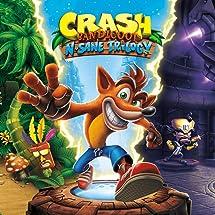Crash Bandicoot N-Sane Trilogy - PS4 [Digital Code]