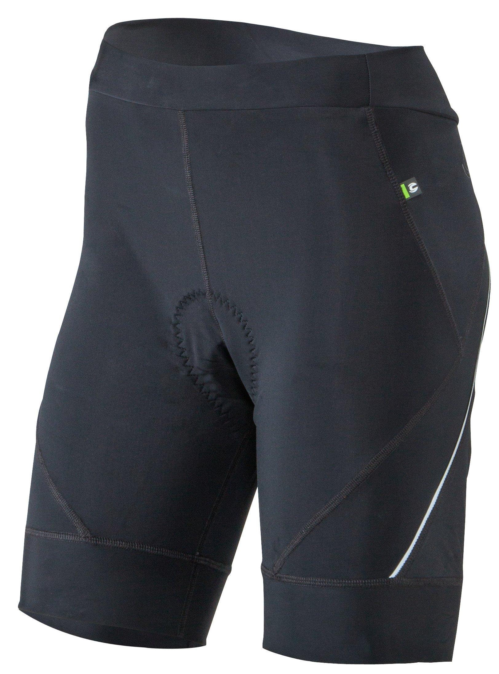 Cannondale Women's Elite Shorts, Black, Large
