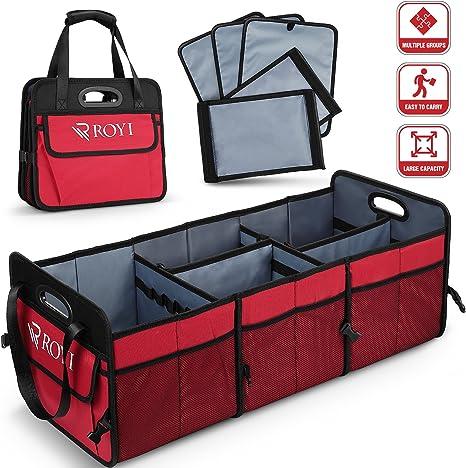 Amazon.com: Organizador de maletero de coche portátil y ...
