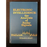 Electronic Intelligence: Analysis of Radar Signels: Analysis of Radar Signals