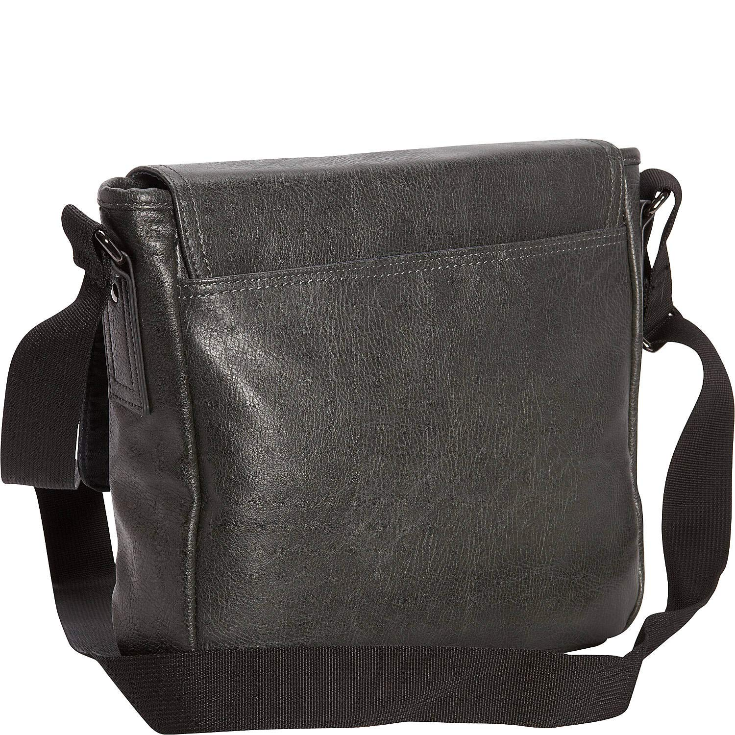 1d7c524bfc2 Kenneth Cole Reaction Men's Buckle-Front Flapover Tablet Case: Amazon.ca:  Clothing & Accessories