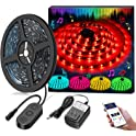 Minger 16.4Ft Waterproof LED Strip Lights