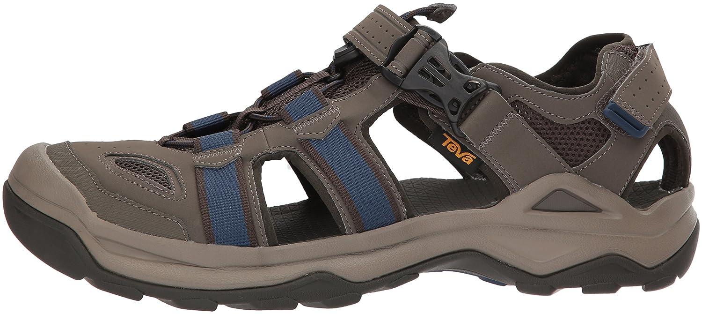 Teva Mens Men's M Omnium 2 Sport Sandal B071KKMN2H 7 W US|Bungee Cord