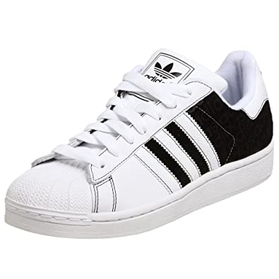 innovative design fd6dc d5291 adidas Originals Superstar II BSC Shoe, White White Black, 9 M US  Buy  Online at Low Prices in India - Amazon.in