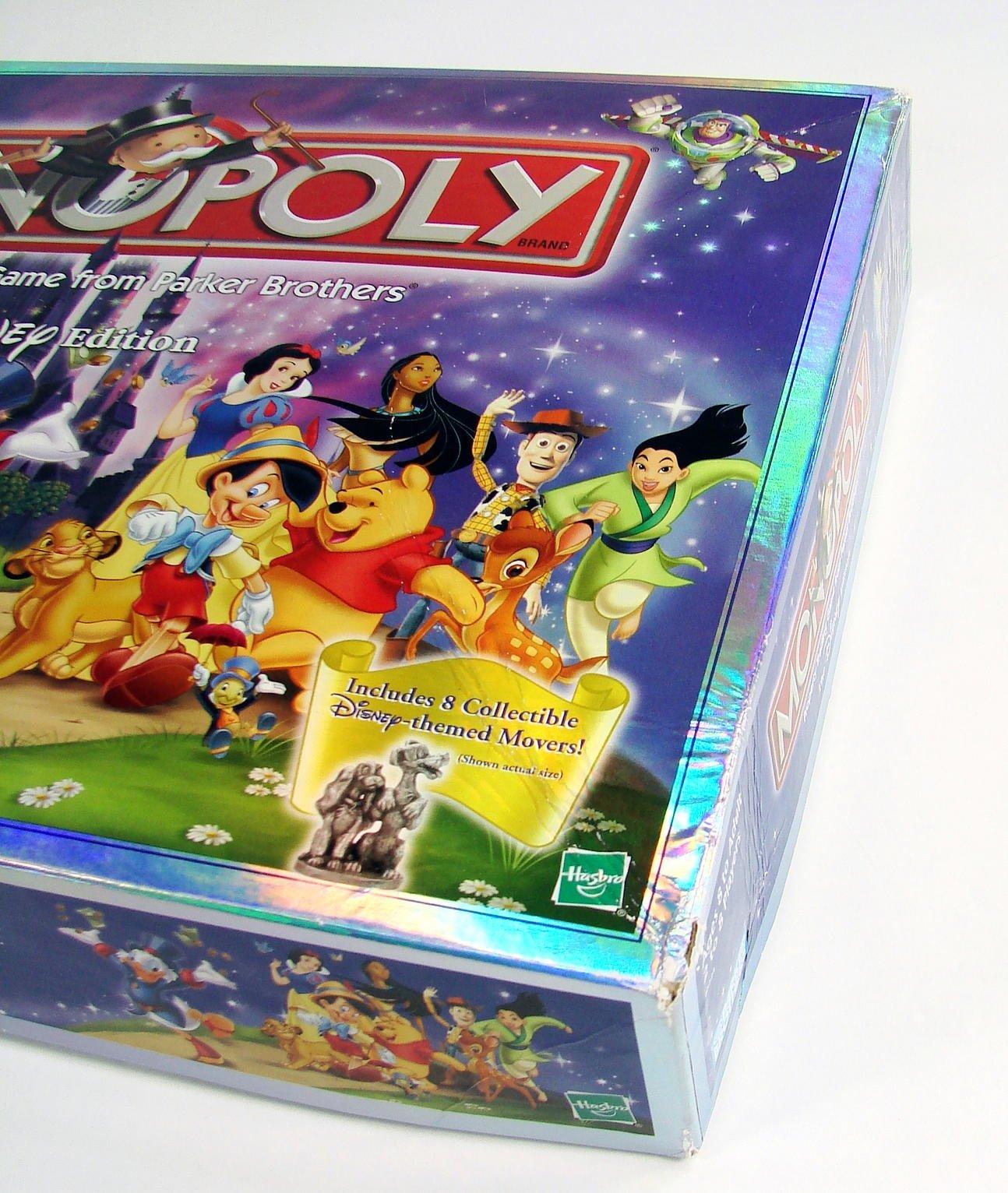 Disney Monopoly by Hasbro