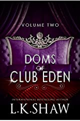 Doms of Club Eden: Volume 2 Kindle Edition