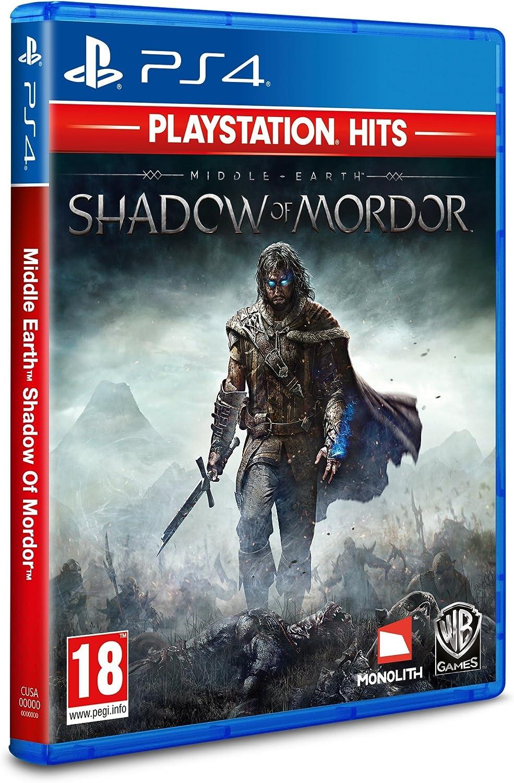 Middle - Earth: Shadow Of Mordor: Amazon.es: Videojuegos