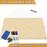 """RPG Battle Grid Game Mat 