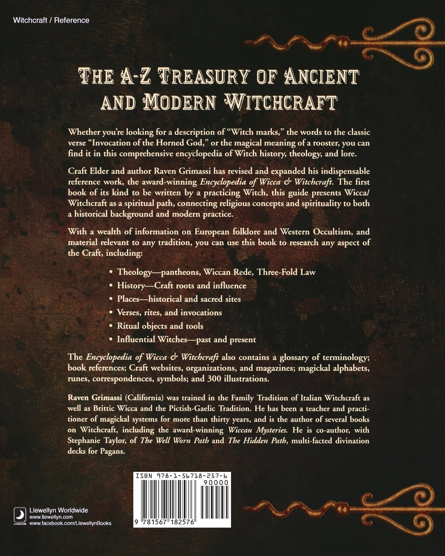 Encyclopedia of wicca witchcraft raven grimassi 9781567182576 encyclopedia of wicca witchcraft raven grimassi 9781567182576 amazon books biocorpaavc Choice Image