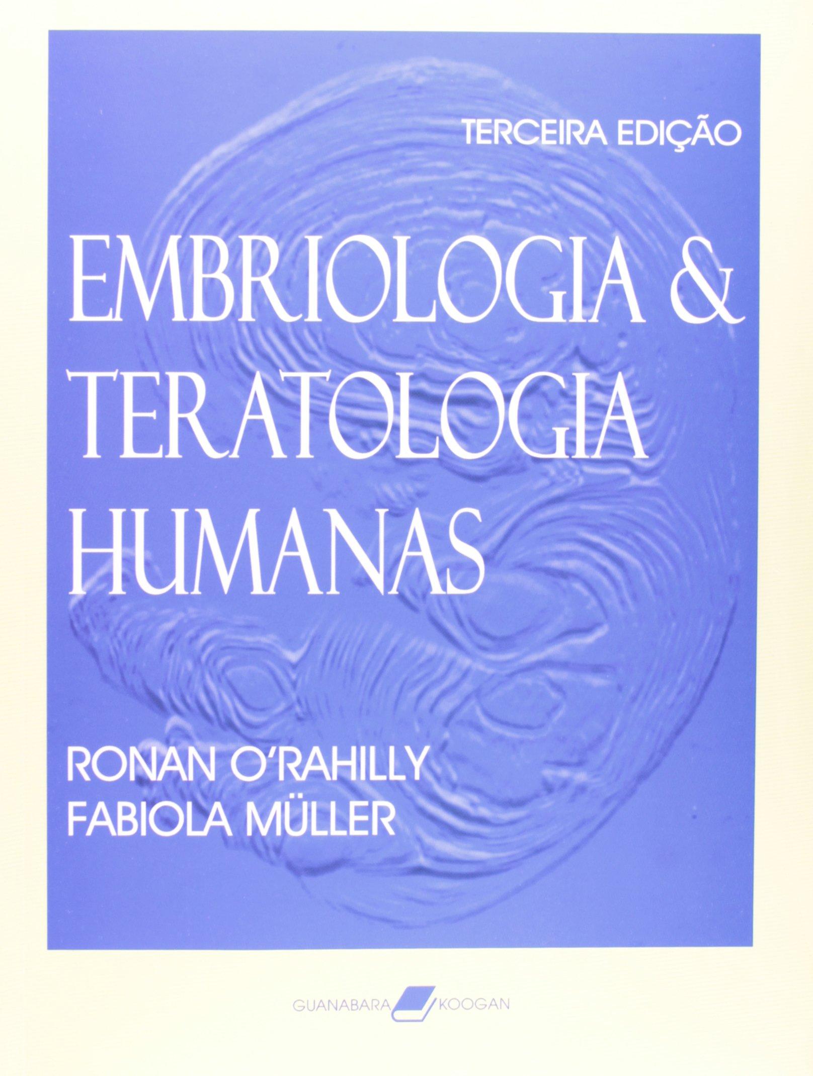 De humana pdf embriologia livro