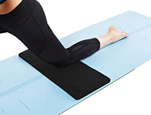 Amazon.com: Rodillera de yoga Heathyoga, ideal para rodillas ...