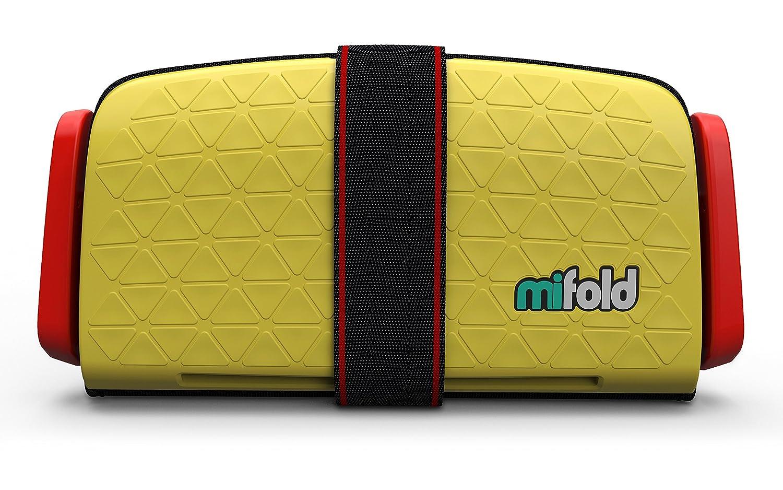 mifold Grab and Go Booster® silla de coche amarillo sonnengelb