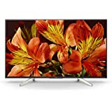 Sony Bravia 108 cm (43 Inches) KD-43X8500F Ultra HD 4K HDR LED Android TV (Black)
