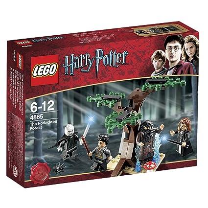 Interdite Forêt La Construction 4865 De Jeu Harry Lego Potter yb6Yf7g