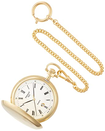 Amazon tissot t pocket mens watch t83455313 watches tissot t pocket mens watch t83455313 audiocablefo