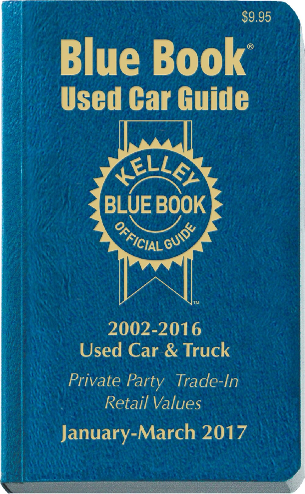 Kelley Blue Book Used Car: Consumer Edition January - March 2017 ...