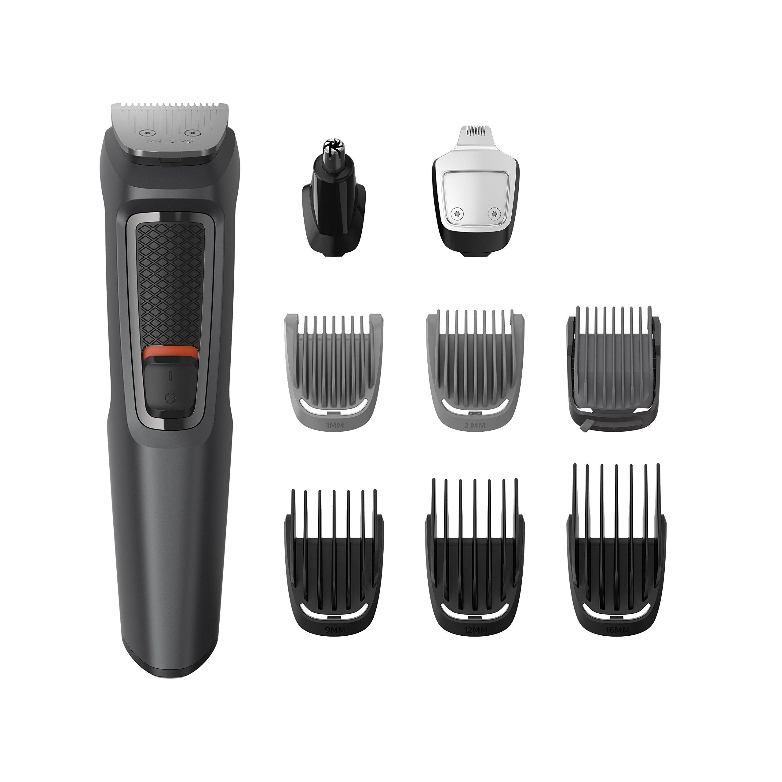 PHILIPS MG3757/15 Multigroom Séries 3000 Tondeuse Multi-Styles/9 Accessoires de Précision product image