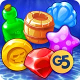 Best Match 3 Games - Pirates & Pearls: A Treasure Matching Puzzle Review