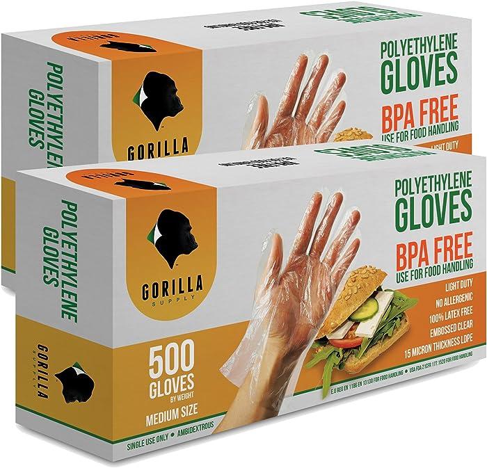 Top 10 Members Mark Disposable Gloves Food