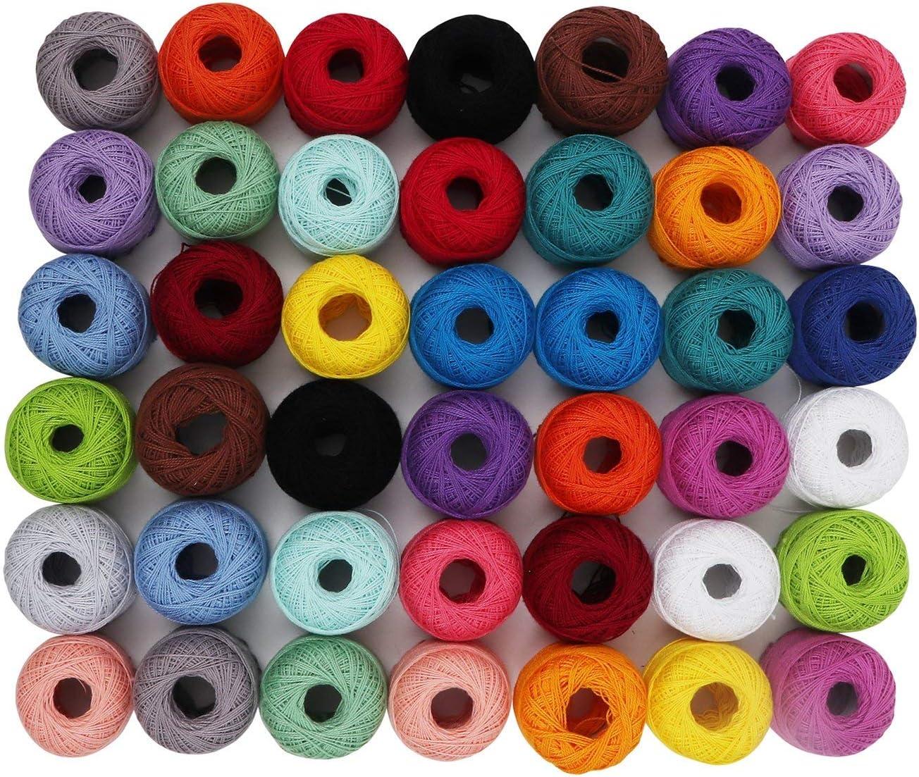 Cotton thread yarn