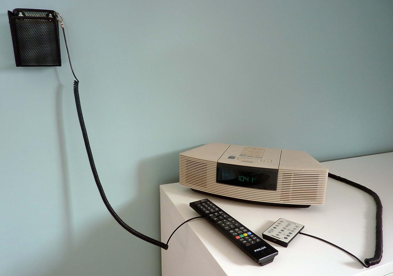 Brand New Single TV Remote Control Holder C: Amazon.co.uk: Electronics