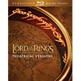 Lord of the Rings Motion Picture Trilogy, The (Theatrical Edition)(BD Remaster) [Blu-ray]