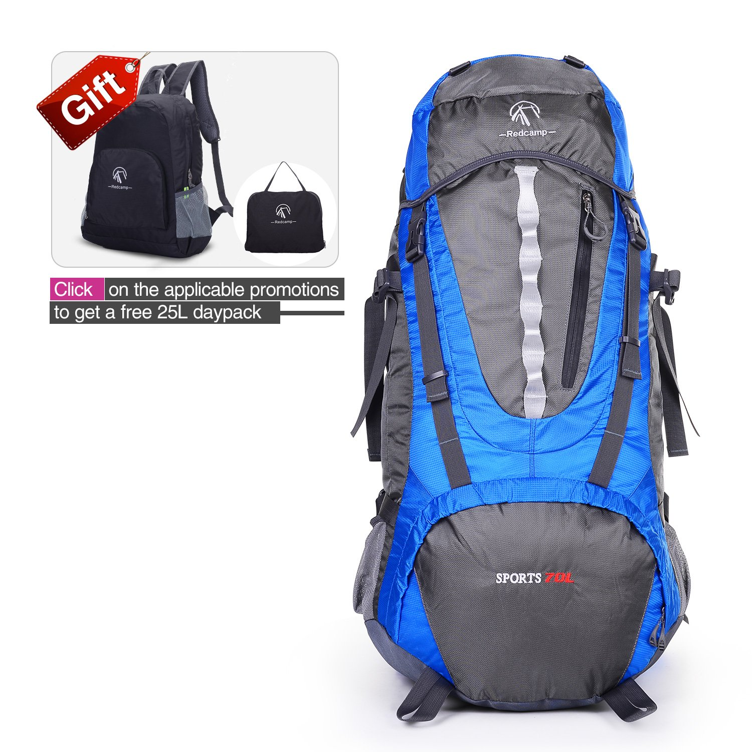 Wasing 55l Internal Frame Backpack Review- Fenix Toulouse Handball 36576a6c1c94a