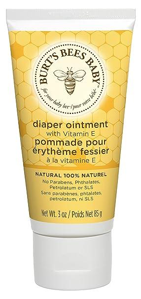 Burt\'s Bees Baby Bee Diaper Ointment 85 g: Amazon.co.uk: Beauty