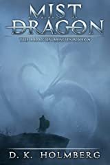 Mist Dragon: An Epic Fantasy Adventure (The Dragon Misfits Book 5) Kindle Edition