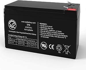 AJC Battery Compatible with Belkin BU3DC001-12V 12V 7Ah UPS Battery