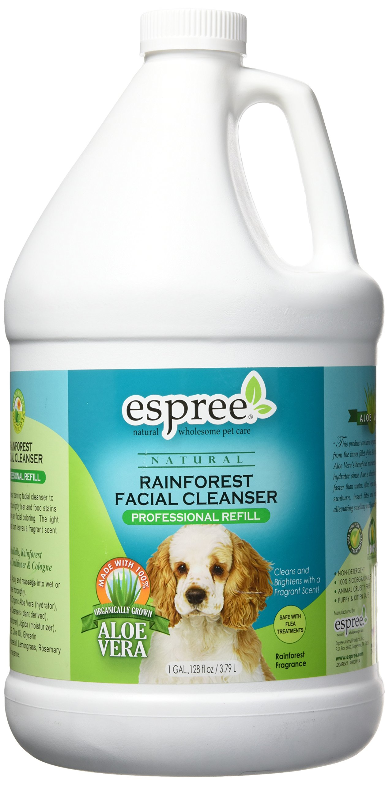 Espree Rainforest Facial Cleaner, 1 gallon