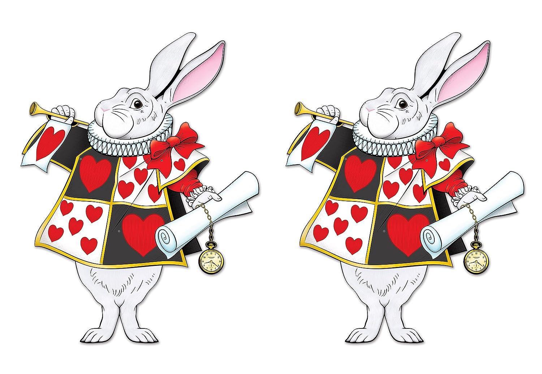48 Piece Alice In Wonderland Luncheon Napkins Beistle 58180