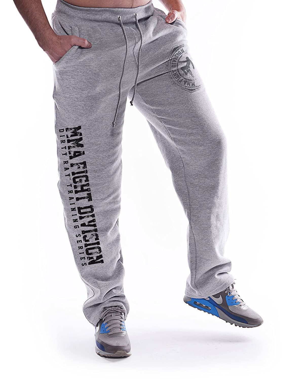Dirty Ray Artes Marciales MMA pantalón de chándal hombre SDMMA1 ...