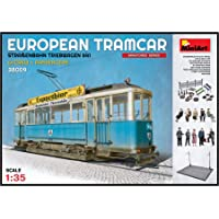 Unbekannt Mini Tipo 38009–Maqueta de European tramcar Brillantes
