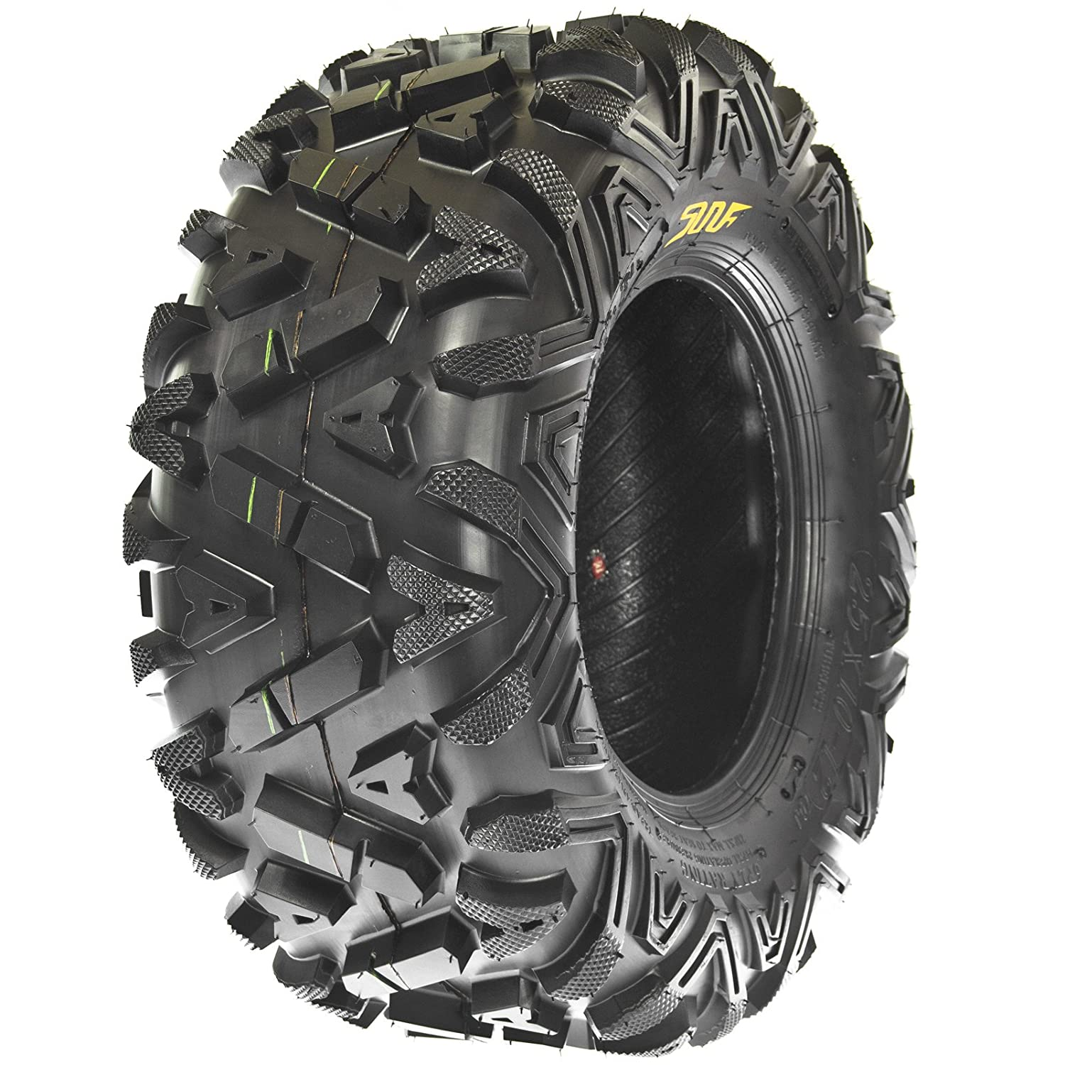Amazon atv utv wheels automotive sunf a033 atv tire 25x8 12 front6 ply sciox Gallery