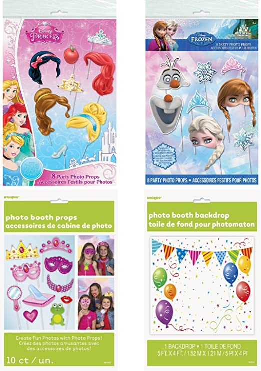 3 designs 1m each Epic Party Paper Banners
