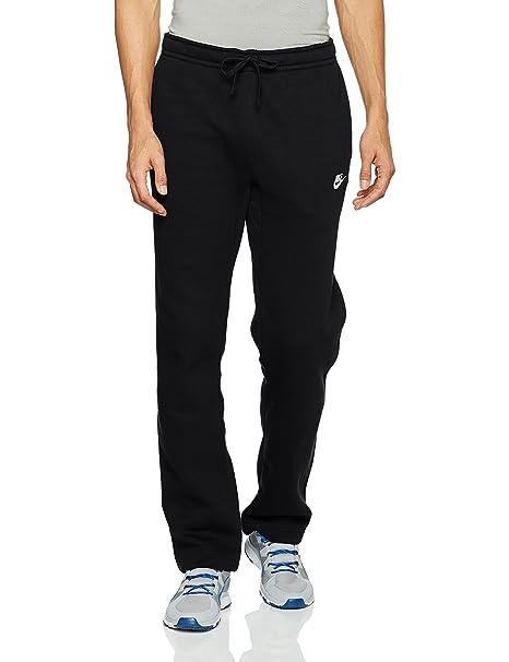 341a2475761bf2 Amazon.com  NIKE Sportswear Men s Open Hem Club Pants  Clothing