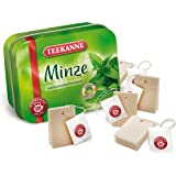 Erzi Pretend Play Wooden Grocery Shop Merchandize Loose Tea in a Tin From Teekanne