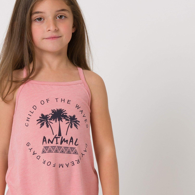 Animal Girls Vest Palm Dream