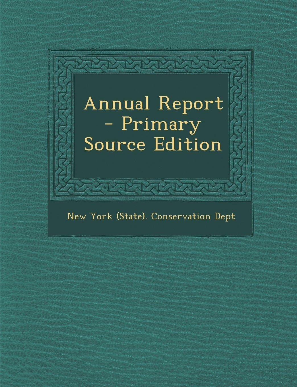 Download Annual Report ebook