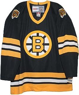 910527dc3 Amazon.com   Vintage Boston Bruins 1970 Road Black CCM Hockey Jersey ...