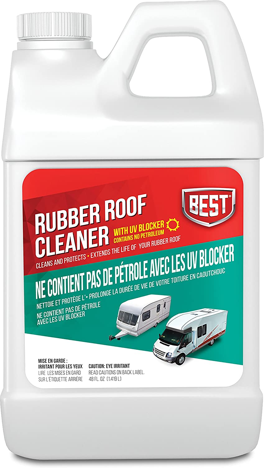 B.E.S.T. Rubber Roof Cleaner