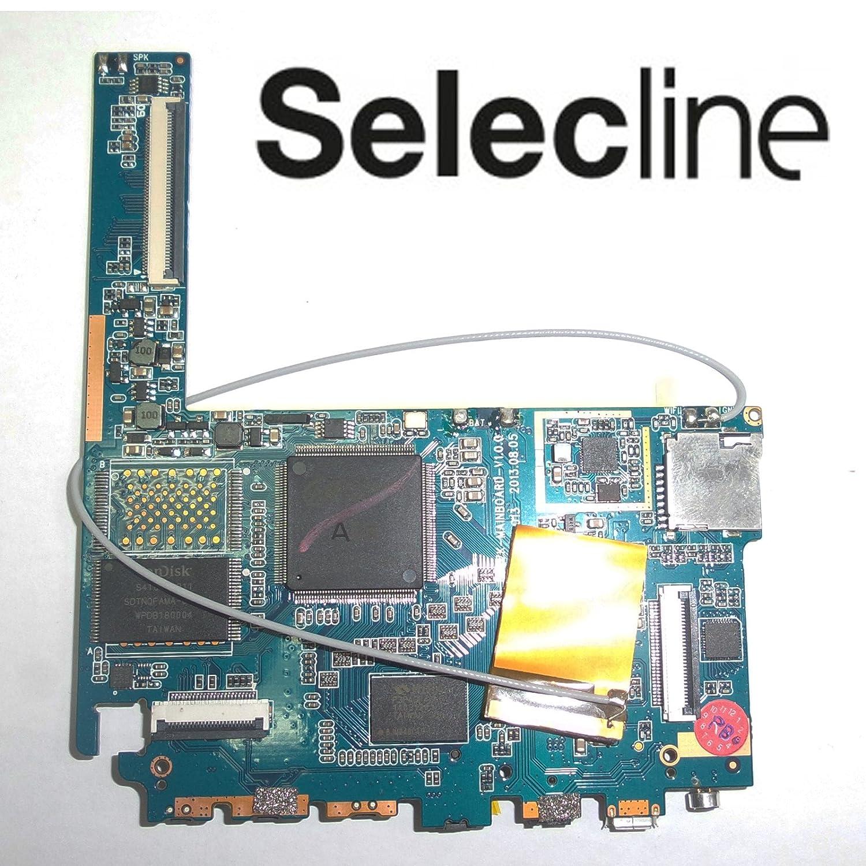 Placa Base Motherboard Selecline MID 7115 4 GB WiFi: Amazon.es: Informática