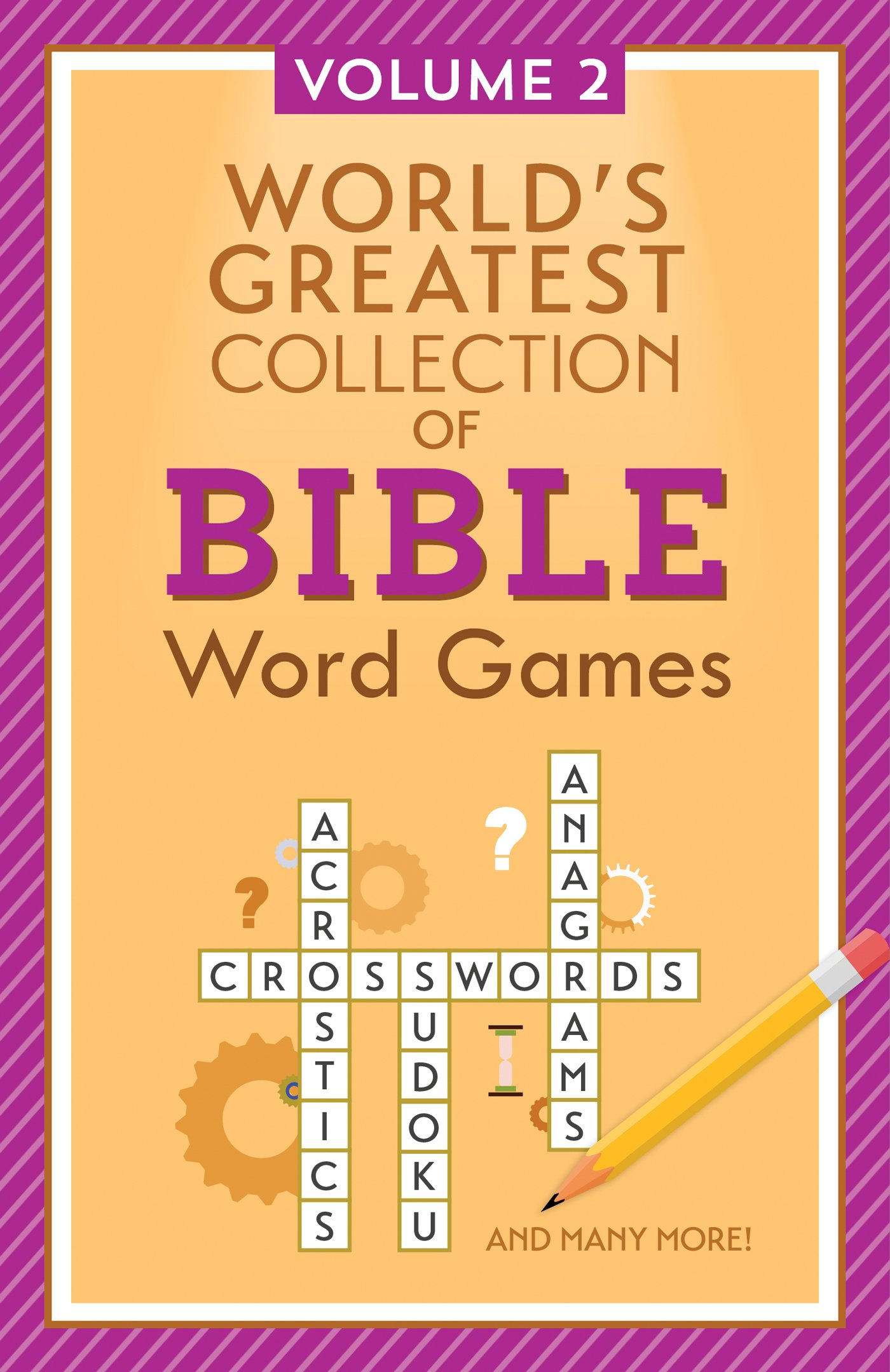 World's Greatest Collection of Bible Word Games: Volume 2 (Stick-With-Me Notes) pdf